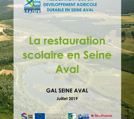 Étude : La restauration scolaire en Seine Aval