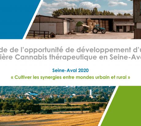 Étude d'une filière Cannabis thérapeutique en Seine Aval